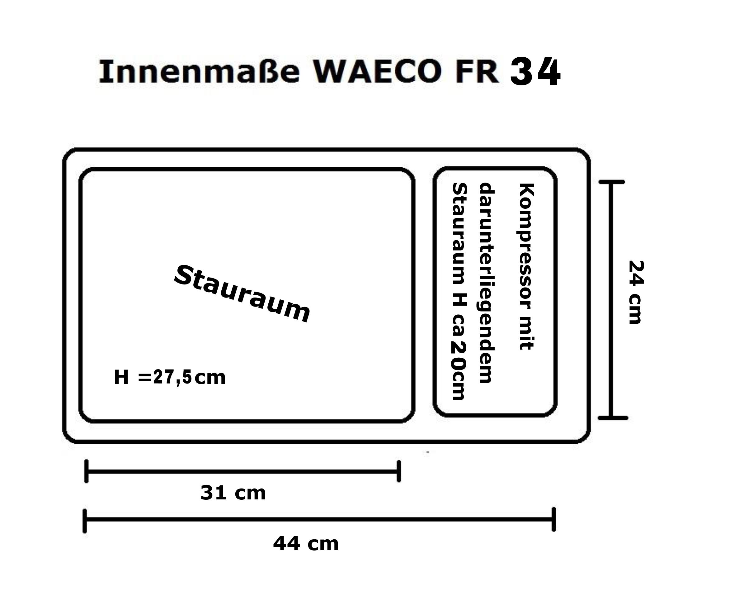 waeco dometic mobicool fr 34 ac dc kompressor k hlbox wie. Black Bedroom Furniture Sets. Home Design Ideas