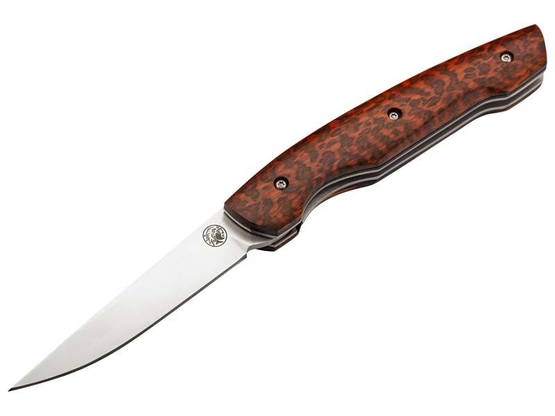LUG Taschenmesser, Stahl 7Cr17MoV, rostfrei, Liner Lock 111711