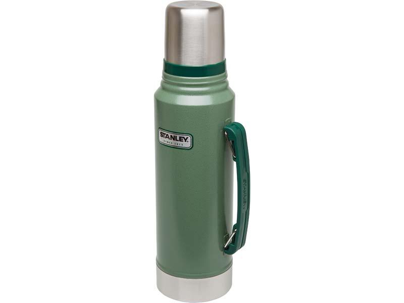 Stanley Classic Vakuum-Flasche, 1 Liter, 18/8 Edelstahl 624100