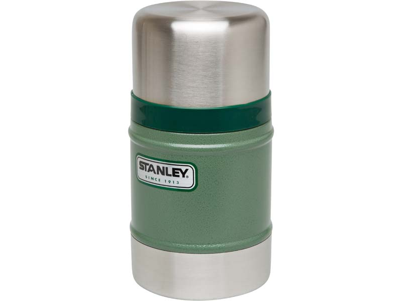 Stanley Classic Vakuum Food-Container, 0.5 Liter, 18/8 Edelstahl 626100