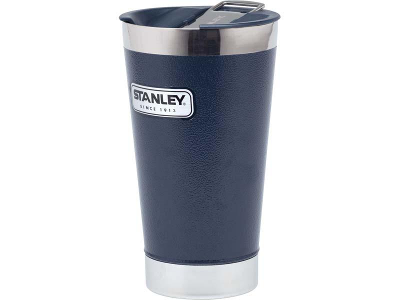 Stanley VACCUM PINT, 0,473 Liter, 18/8 Edelstahl, Vakuum-Isolation 654300
