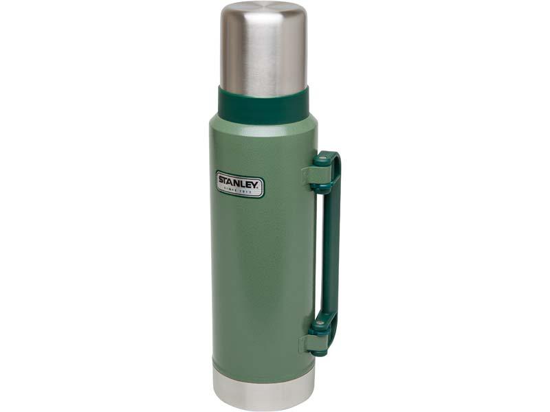 Stanley Classic Vakuum-Flasche, 1.3 Liter, 18/8 Edelstahl 658400