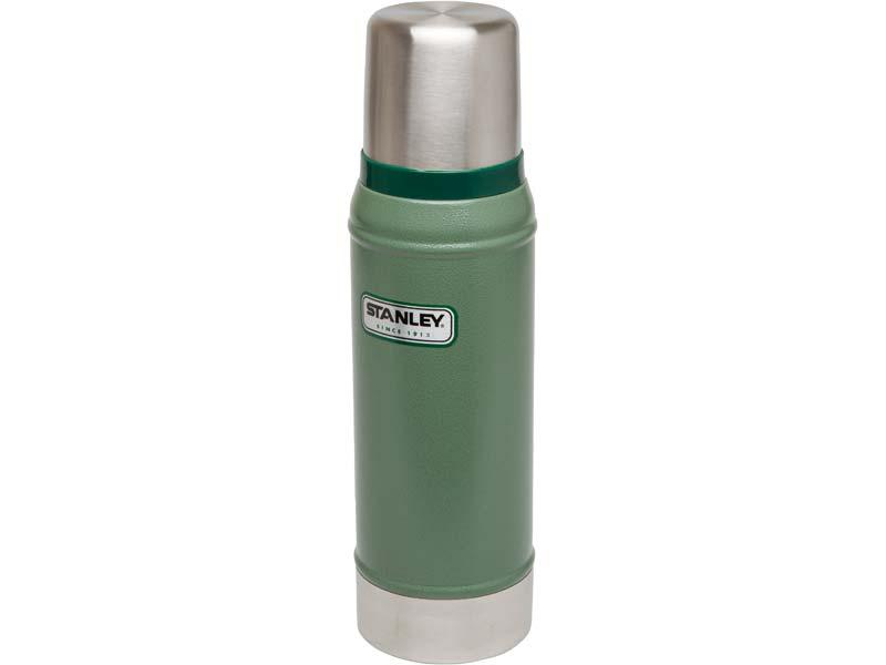 Stanley Classic, Vakuum-Flasche, 0.75 Liter, 18/8 Edelstahl 658600