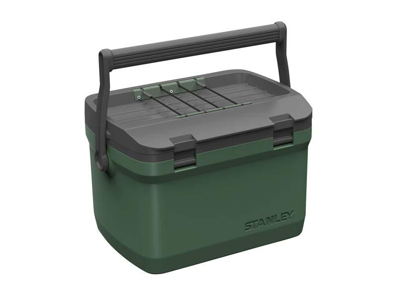 Stanley Adventure Kühlbox, 15.1 Liter Fassungsvermögen, grün 660400