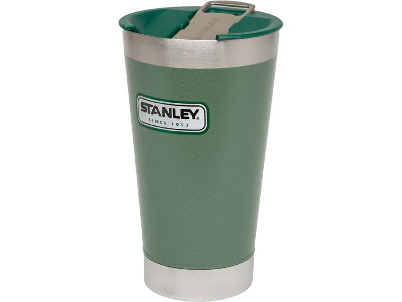 Stanley VACUUM PINT, 0,473 Liter, 18/8 Edelstahl, Vakuum-Isolation 661500