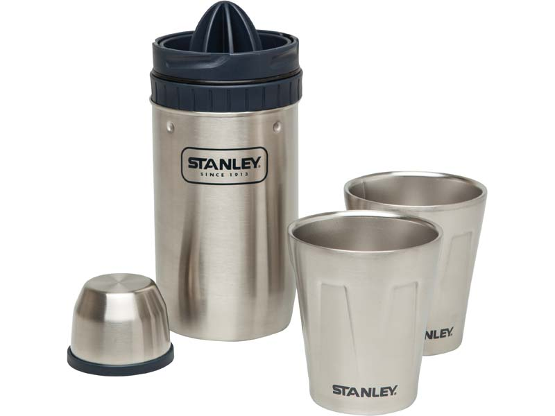 Stanley Adventure Happy Hour 2x System, Shaker 18/8 Stahl 663900