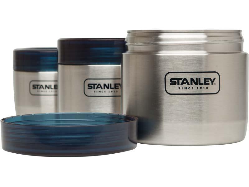 Stanley Adventure Steel Canister Set, Edelstahl 18/8 664700