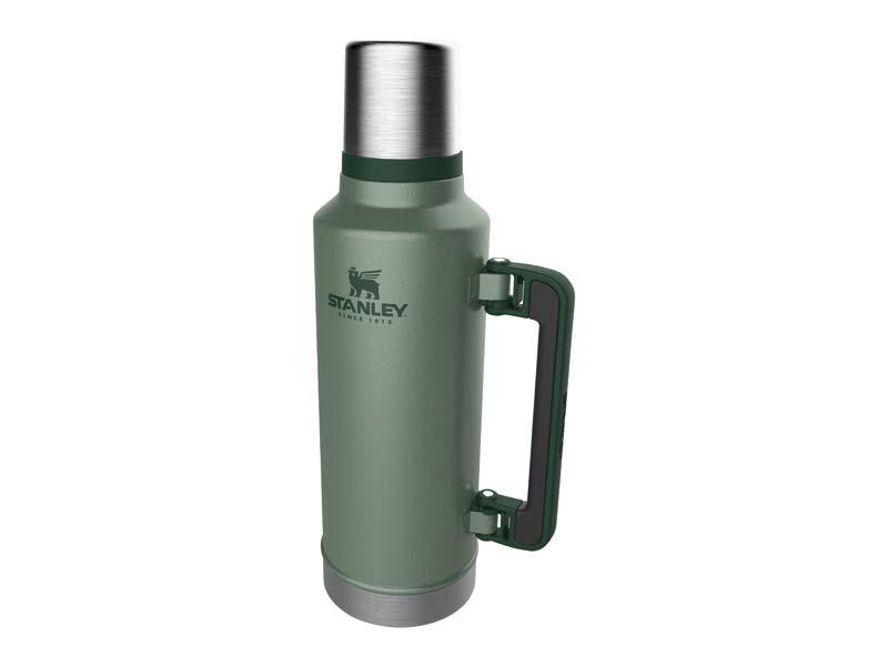 Stanley CLASSIC VAKUUM-FLASCHE 1,9 Liter, Hammertone grün 668100