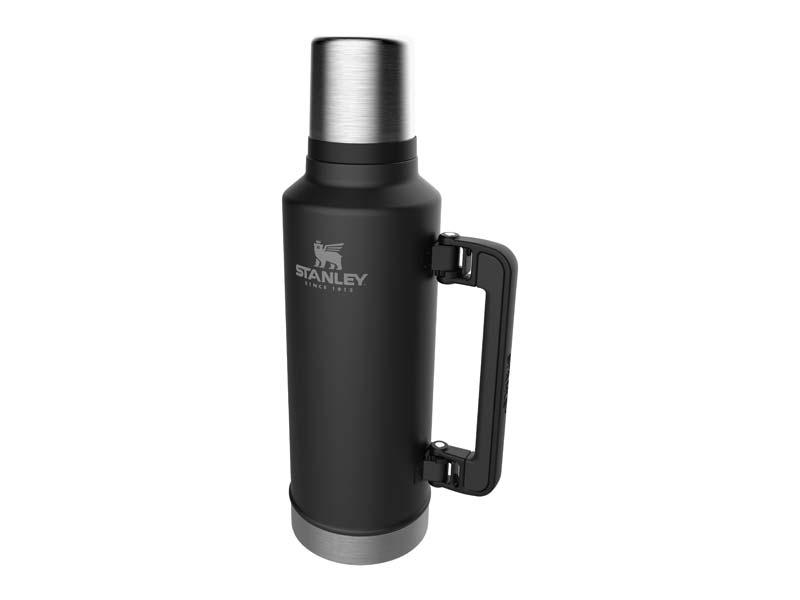 Stanley CLASSIC VAKUUM-FLASCHE 1,9 Liter, matt schwarz 668101