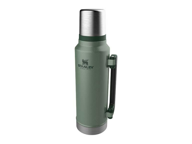 Stanley CLASSIC VAKUUM-FLASCHE 1,4 Liter, Hammertone grün 668200