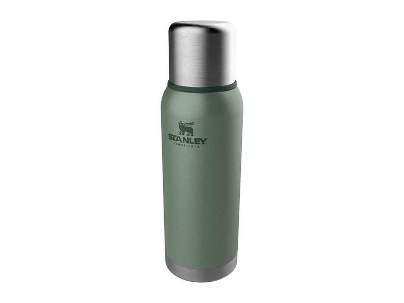 Stanley ADVENTURE VAKUUM-FLASCHE, 1,0 Liter, Edelstahl 669100