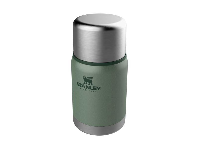 Stanley ADVENTURE VAKUUM FOOD JAR 0,7 l, Edelstahl, Hammertone grün 669300