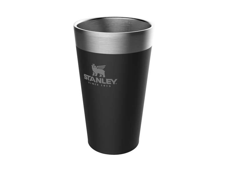 Stanley ADVENTURE VACUUM PINT 0,47 Liter, Edelstahl 18/8 669401