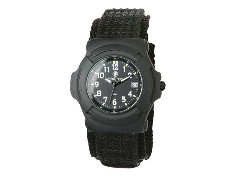 Smith and Wesson Uhr, Modell Lawman Glow, WEEE-Reg.-Nr. DE93223650 76033