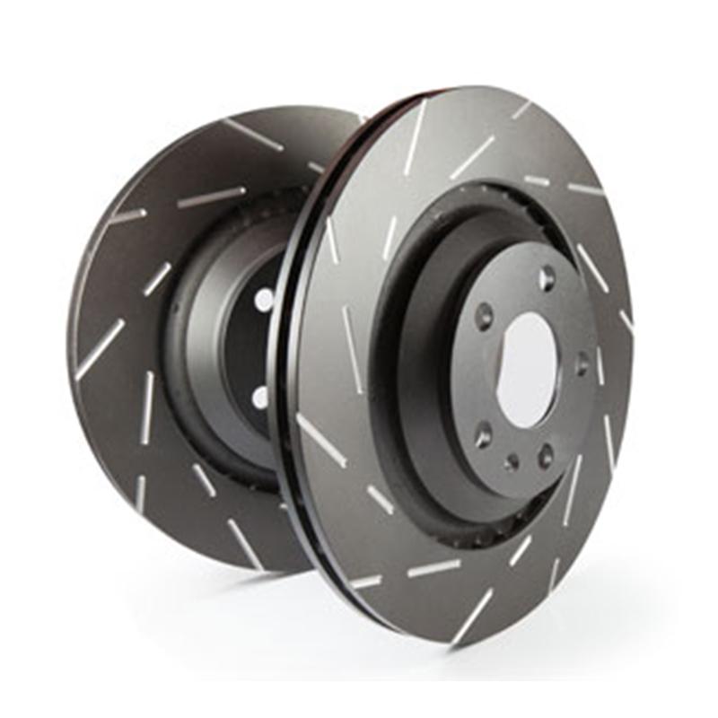 EBC Sport Bremsscheibe USR858 Black Dash Disc Vorderachse mit ABE brake disc