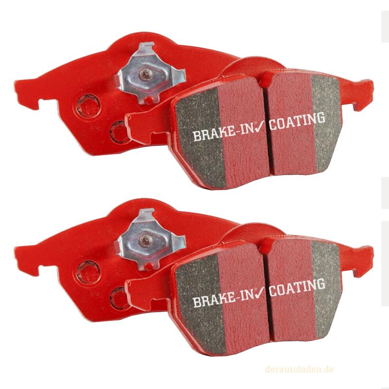 EBC Redstuff Bremsbeläge DP31096C Bremsklötze Hinterachse Bremsen Belag brakes