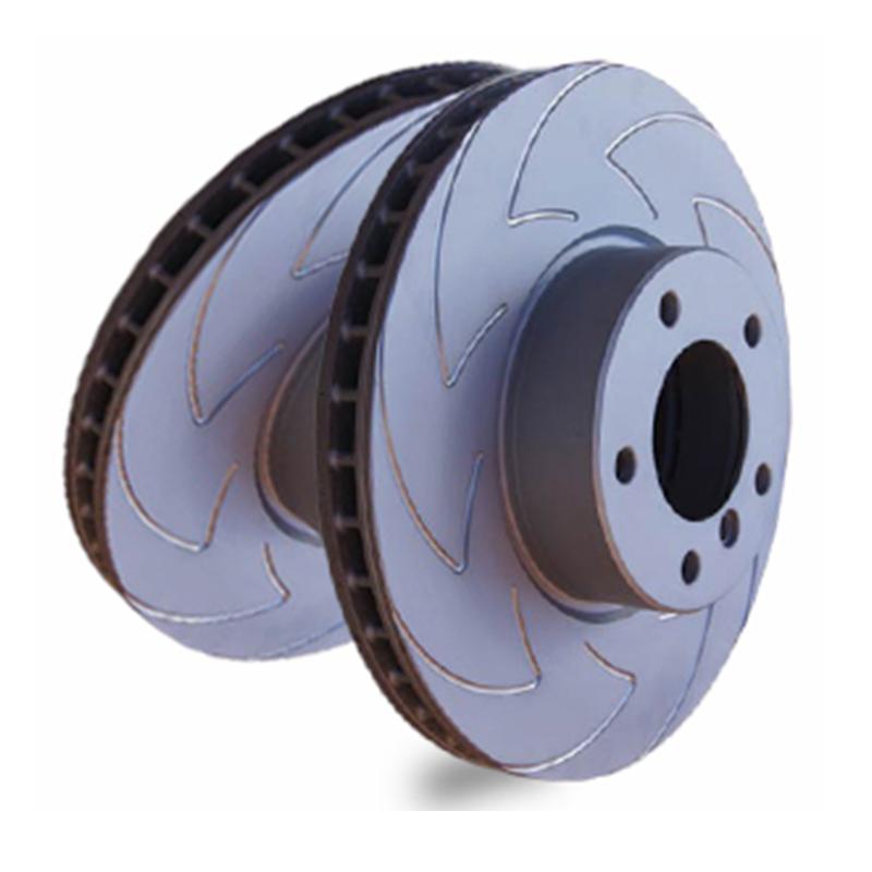 EBC Sport Bremsscheibe BSD601  High-Carbon Blade Disc Hinterachse mit ABE