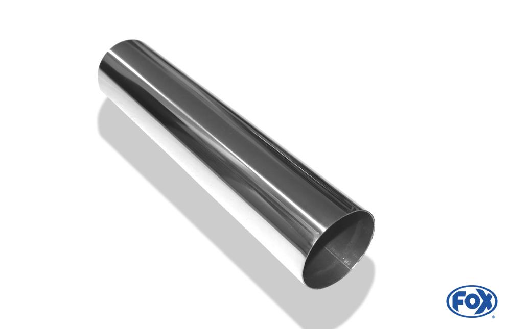 Fox Anschweißendrohr 10-0630300 für Typ 10 63 mm