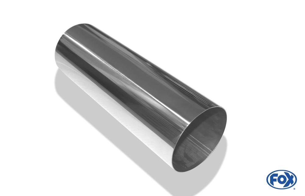 Fox Anschweißendrohr 10-1000300 für Typ 10 100 mm