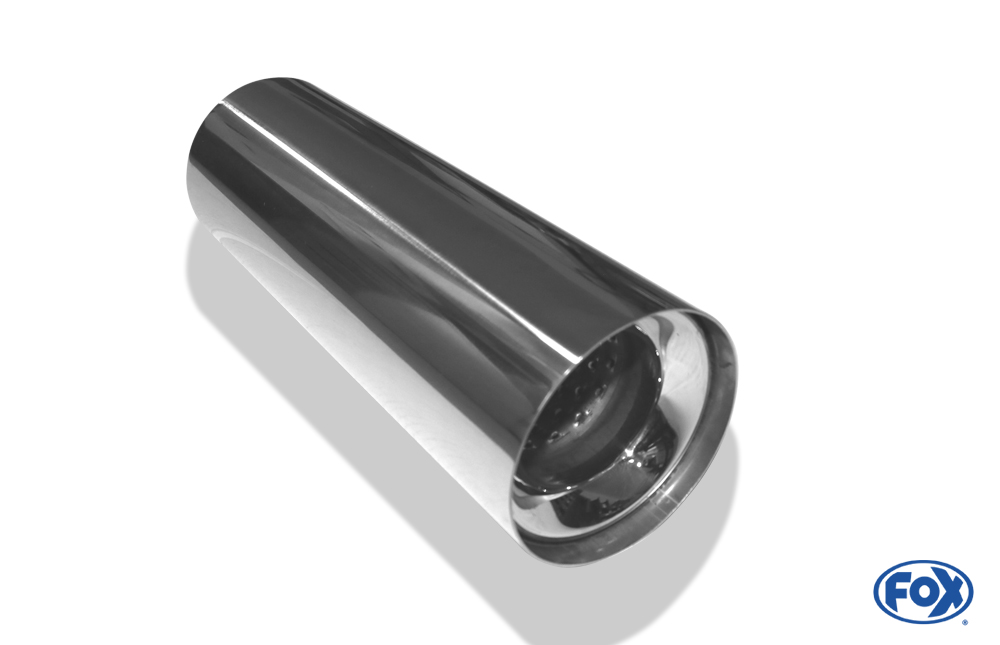 Fox Anschweißendrohr 11-1000300 für Typ 11 Ø 100 mm
