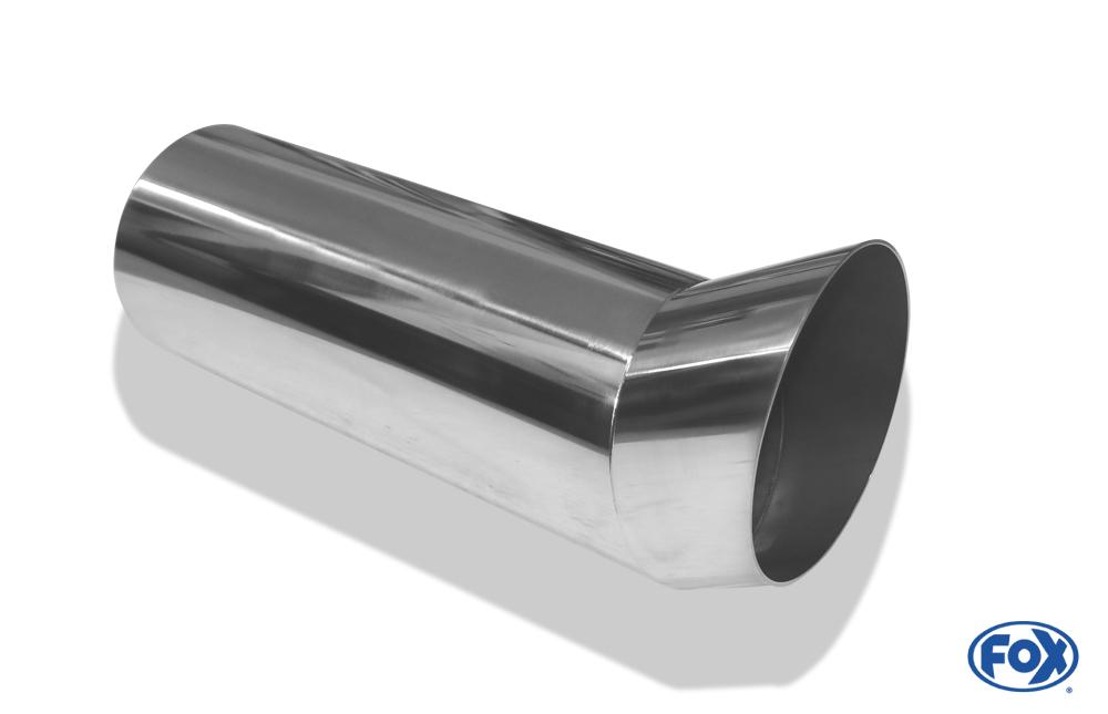 Fox Anschweißendrohr 18-1000300 für Typ 18 Ø 100 mm