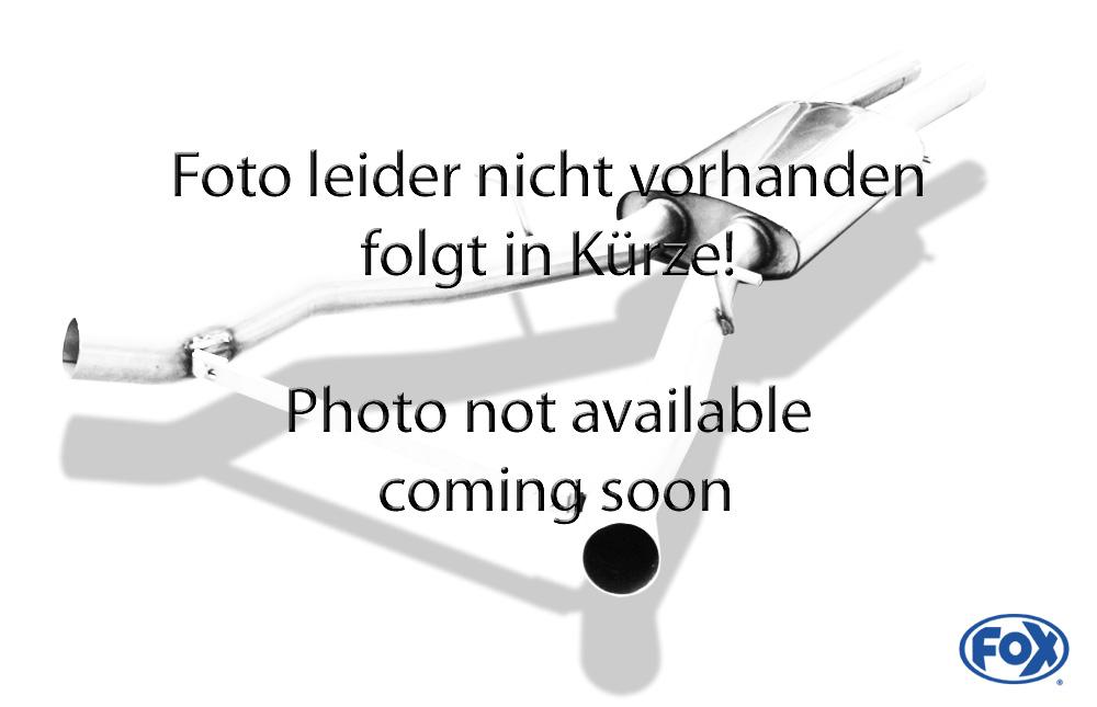 Fox Vorschalldämpfer BM013020-VSD für BMW 1er Reihe