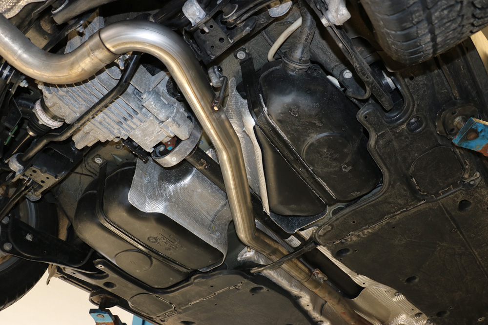 Fox Verbindungsrohr SK120000-VBR für Skoda Kodiaq
