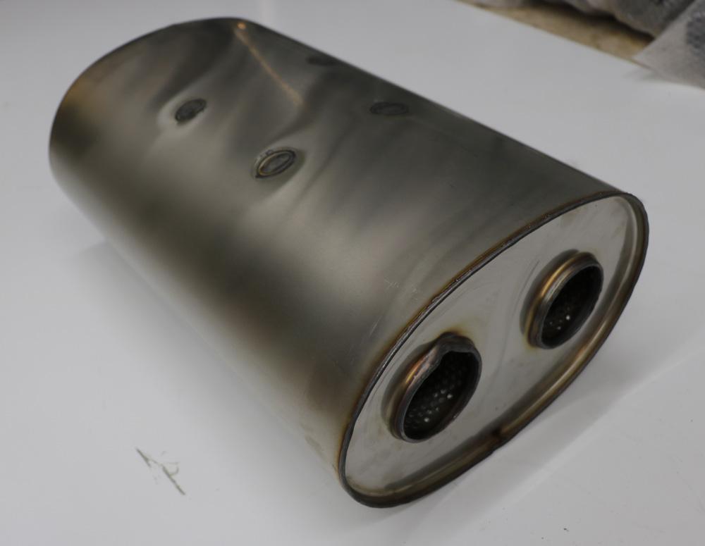 Fox Uni-Schalldämpfer Z/Sonder212 für Universalschalldämpfer 754mm