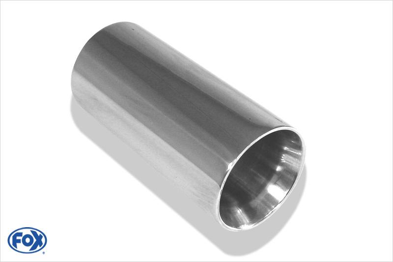 Fox Anschweißendrohr 24-1000300 für Typ 24 Ø 100 mm