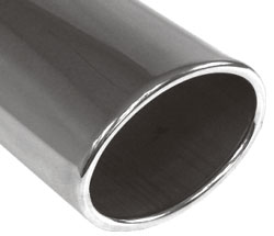 Fox Anschweißendrohr 36-115850300 für Typ 36 115 x 85 mm