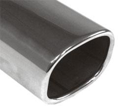 Fox Anschweißendrohr 70-088790200 für Typ 70 88 x 79 mm