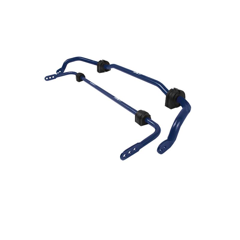 H&R Stabilisator VA + HA Set 33220-1 für AUDI SKODA VW Fahrdynamik Fahrwerk Stabi