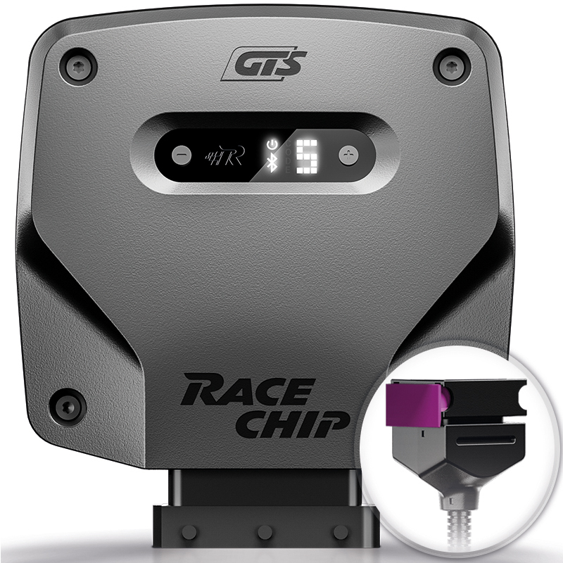 Chiptuning RaceChip GTS für VW Polo VI (AW) 1.6 TDI 95PS Tuningbox