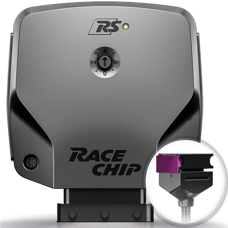 Chiptuning RaceChip RS für Alfa 147 (937) 1.9 JTDM 8V 120PS Tuningbox