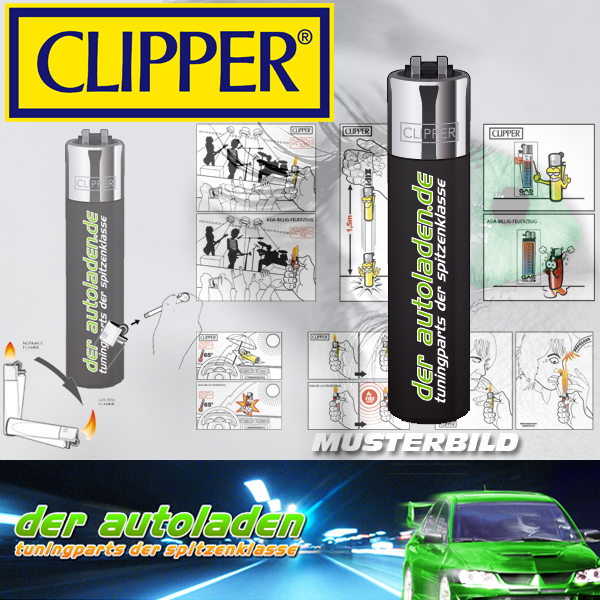 CLIPPER® Feuerzeug <LIMITED EDITION>