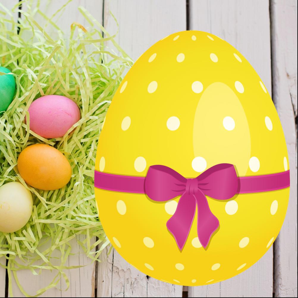 Frohe Ostern! - Das versteckte Osterei