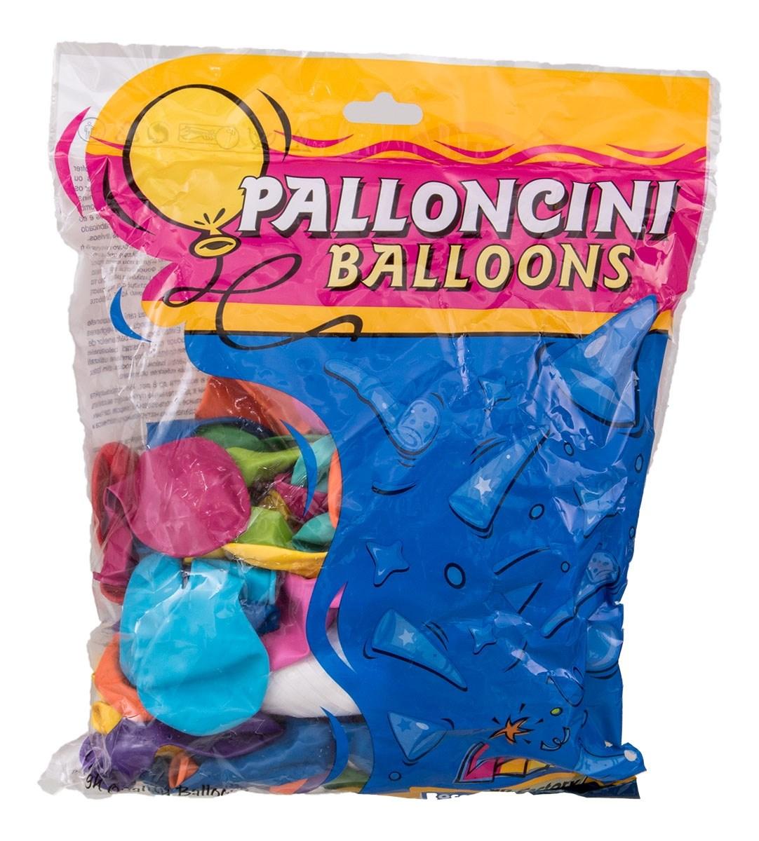 Luftballons Ballon 100 Stück Eiknäuel Helium Ballongas Luftballon Folienballons