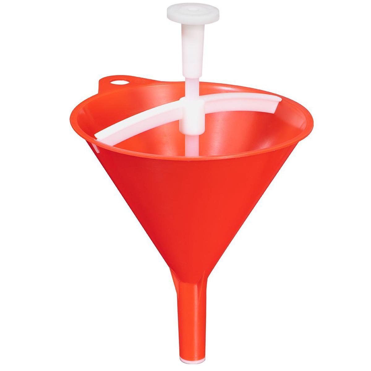 Drychter Trichter Einfüllhilfe Einfülltrichter Öl Benzin - Das Original