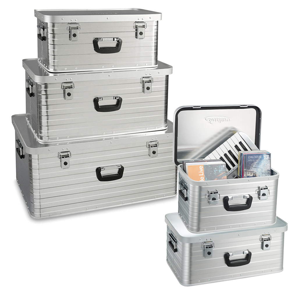 Enders Toronto Alubox Aluminiumbox Transportkiste Alu Kiste Camping Outdoor Box