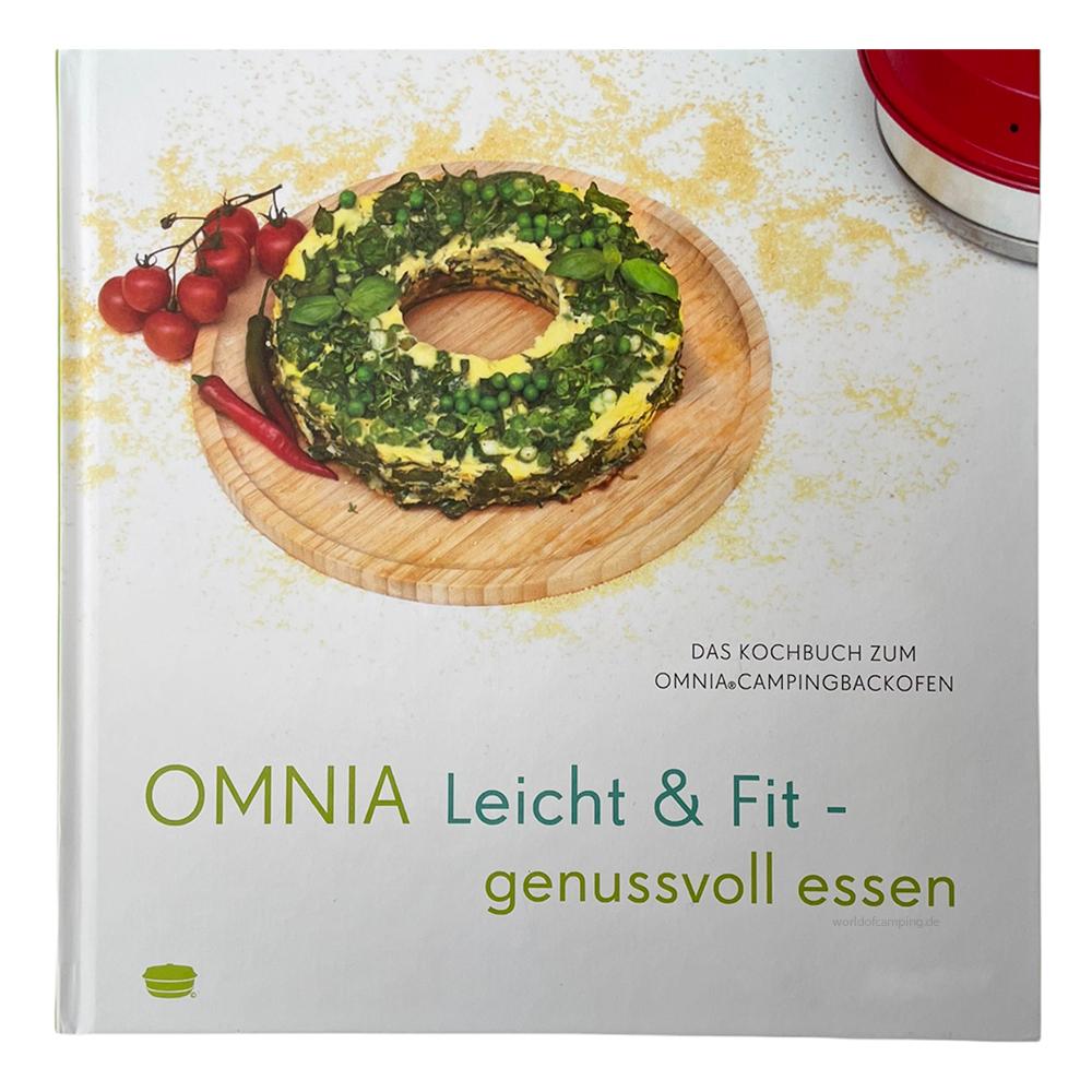 Omnia Kochbuch Leicht & Fit Backen Kochen Backbuch Leichte Küche Camping Outdoor