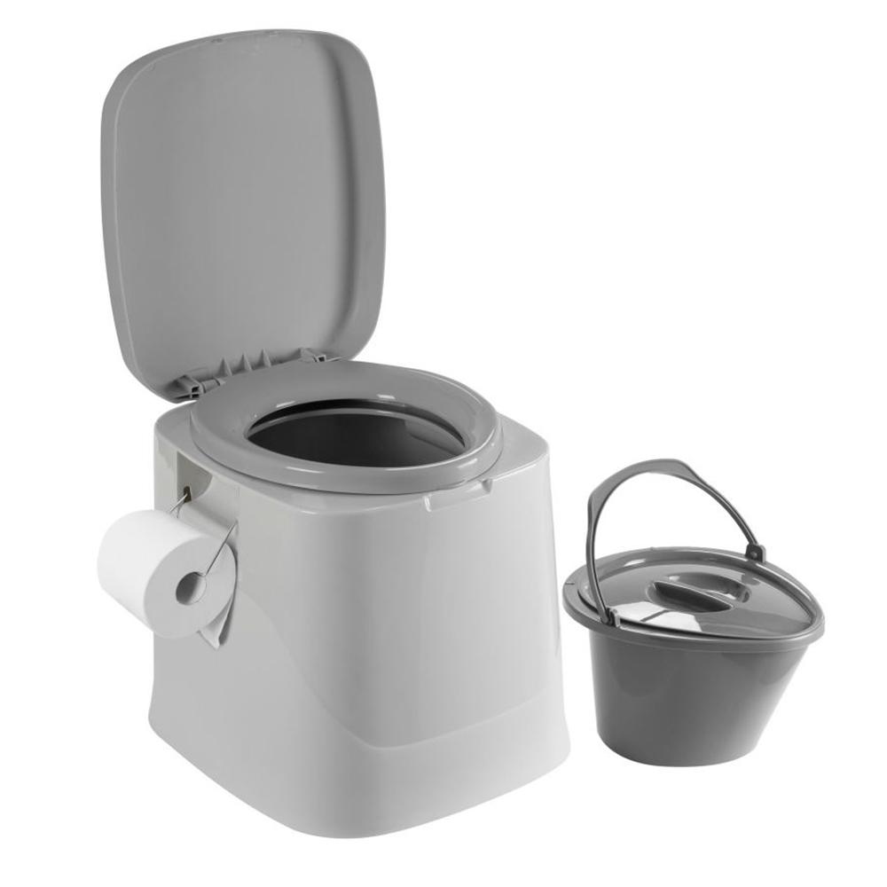 Mobile Toilette Campingtoilette Eimertoilette Reisetoilette Optiloo WC Eimer