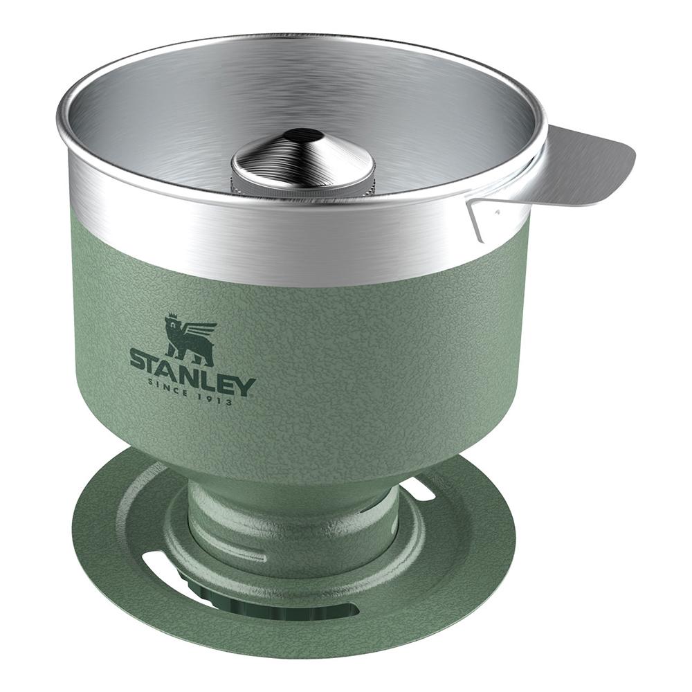 Stanley Classic Pour Over Kaffeefilter Camping Kaffee Filter Aufguss Edelstahl Outdoor