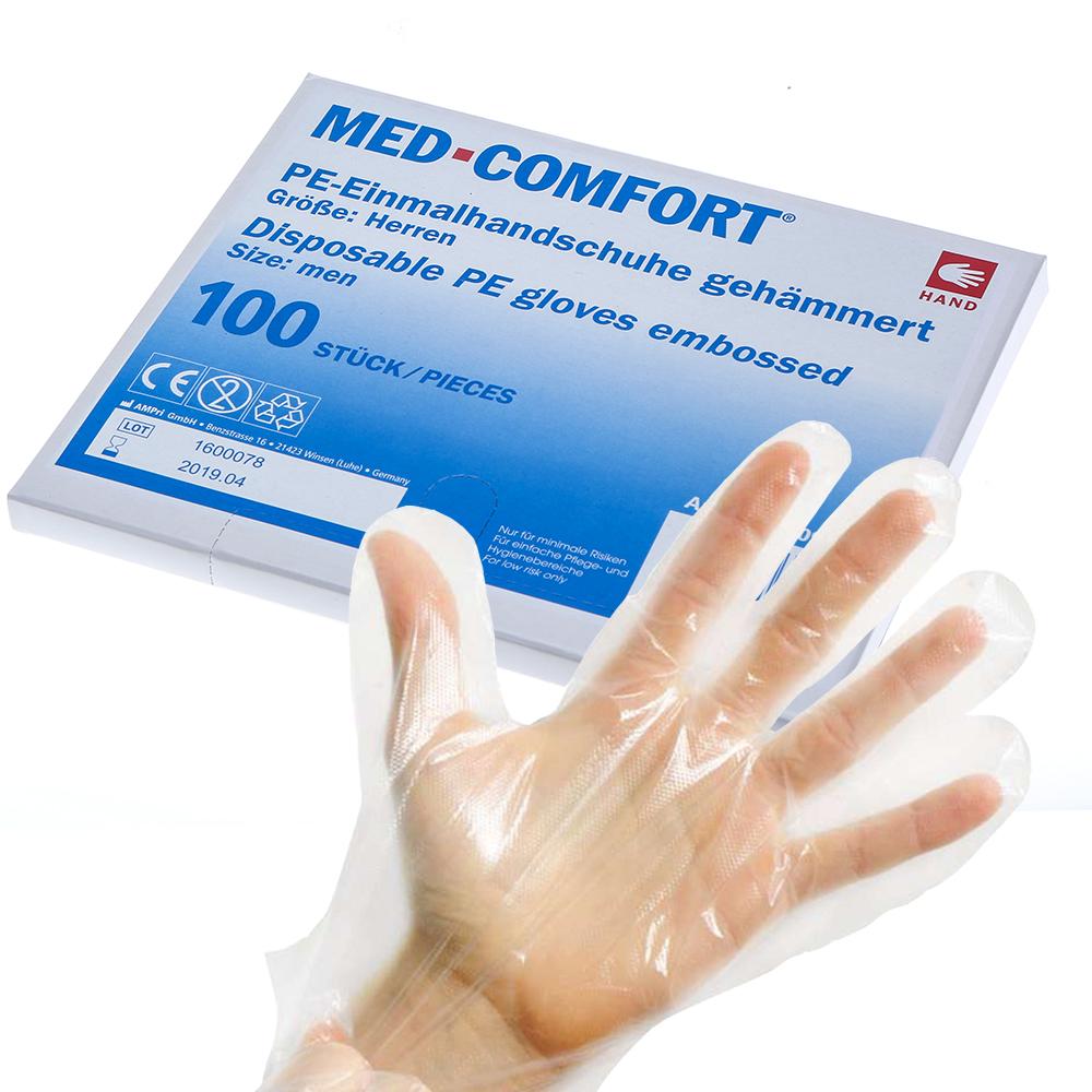 Einmalhandschuh Handschuh Einweghandschuh Dieselhandschuh 100 Stk. Unisex