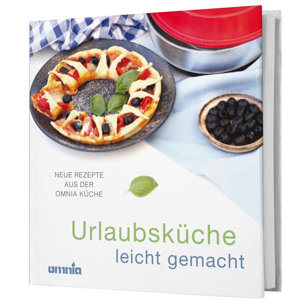 Omnia – Urlaubsküche leicht gemacht! Kochbuch Backofen Camping Rezept Buch