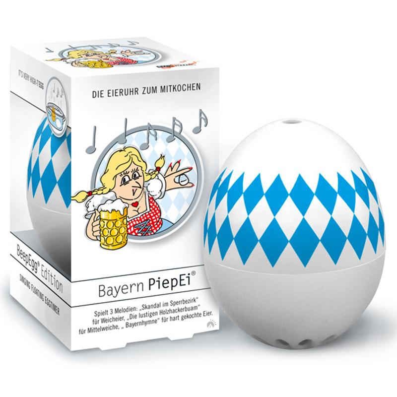 PiepEi Eieruhr Eierkocher Frühstückei Ei Melodie Piep Ei Timer Bayern