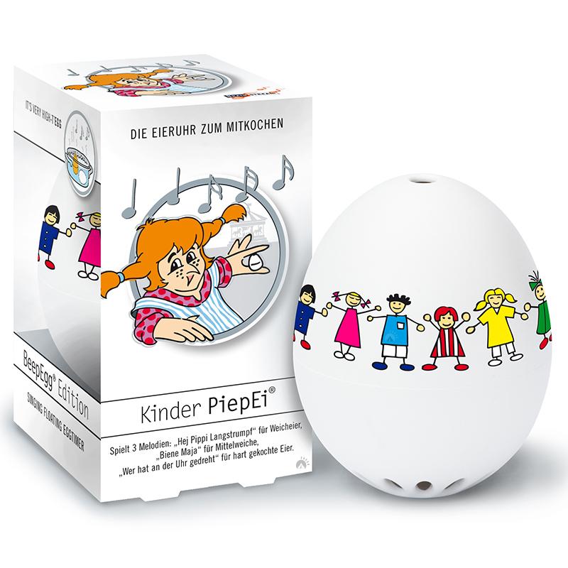 PiepEi Eieruhr Eierkocher Frühstückei Ei Melodie Piep Ei Timer Kinder