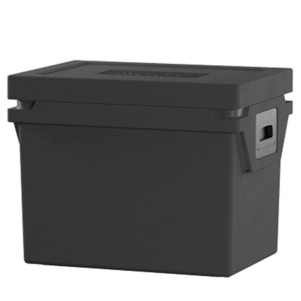 QOOL Box Eco+ M Passiv Kühlbox Kühltruhe Kühlen