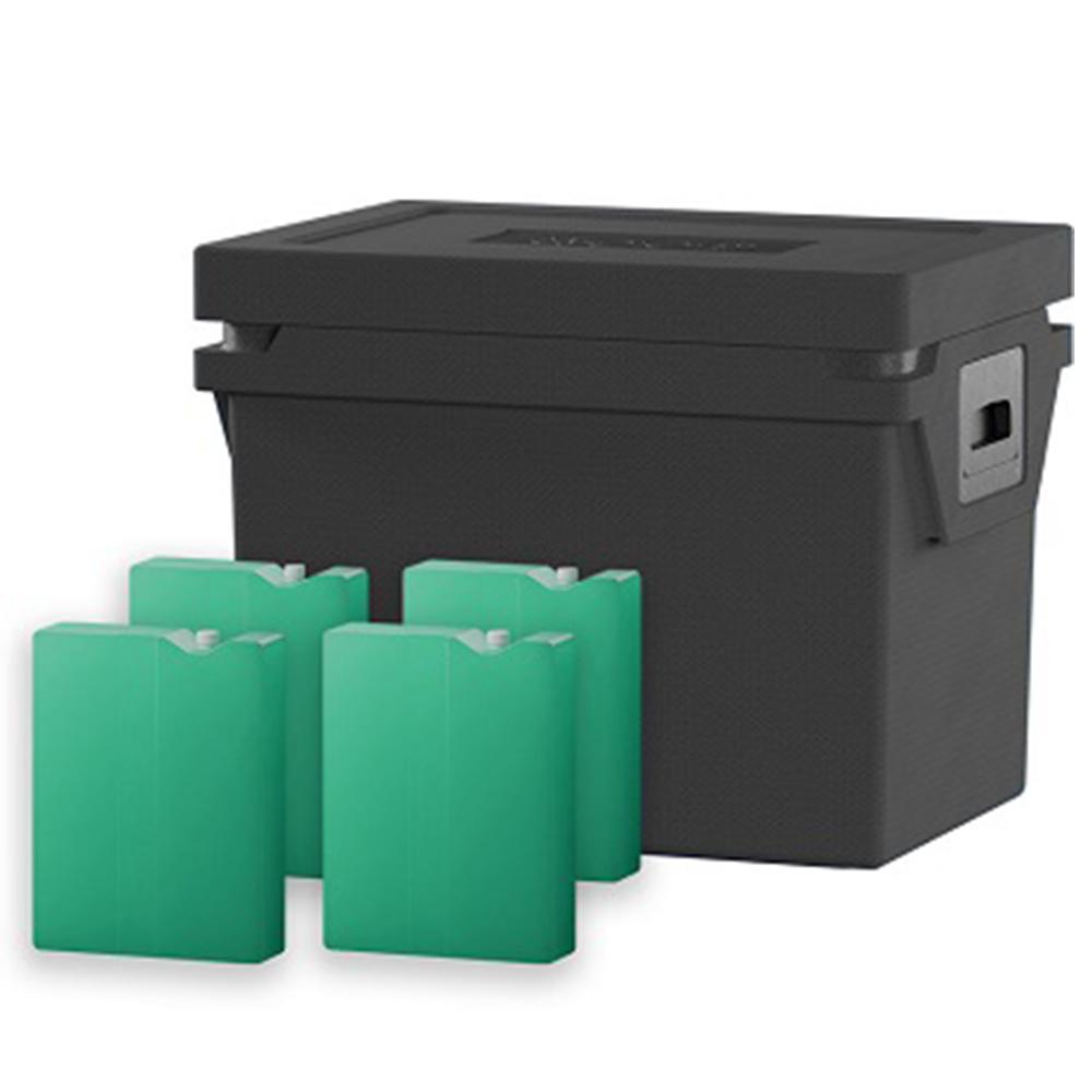 QOOL Box Room Temperatur Eco+ M Passiv Kühlbox Kühltruhe Kühlen +18° bis +25° Grad