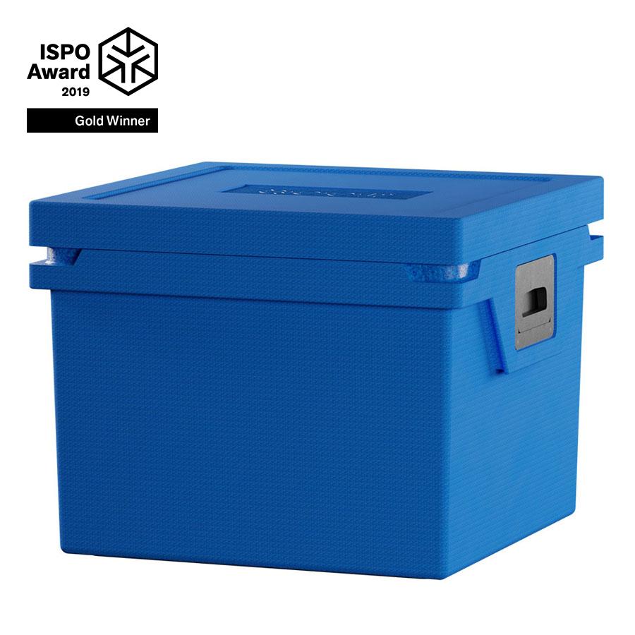 QOOL Box L Passiv Kühlbox Kühltruhe Kühlen
