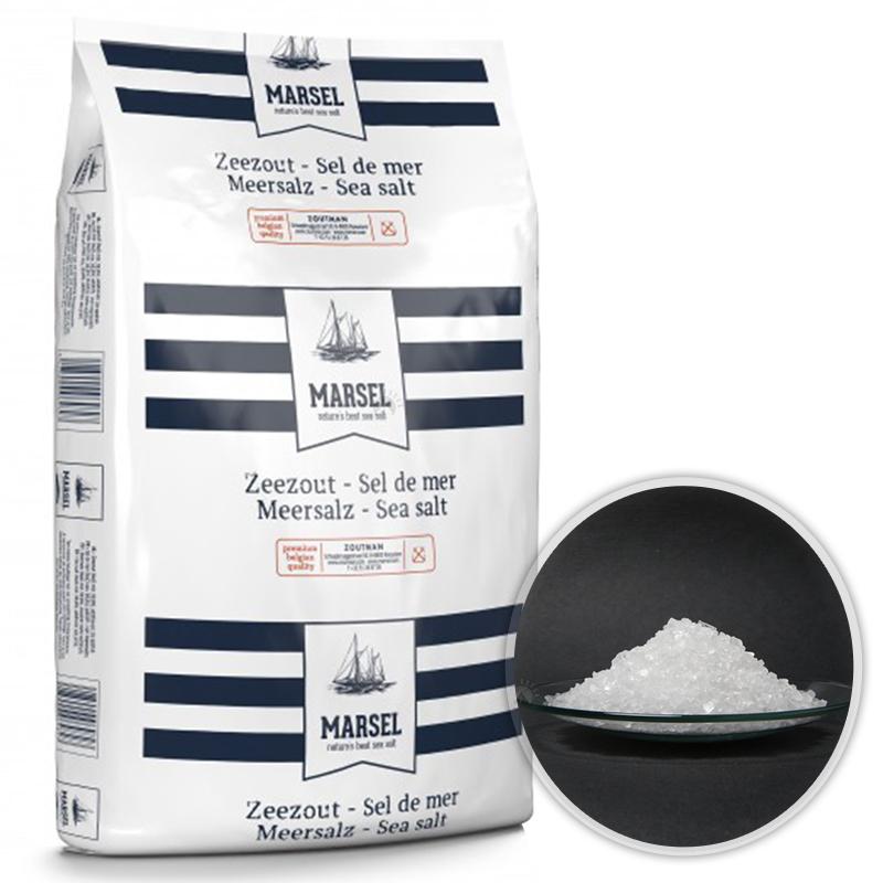 Premium Meersalz Grob Speisesalz Kochsalz Salzmühle Gewürz Würzen 1-3mm 25kg